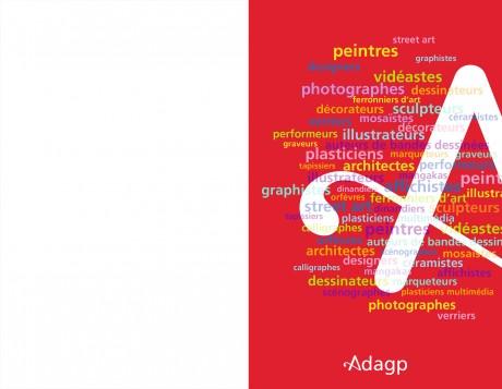 Brochure institutionnelle de l'adagp - Tout pour plaire