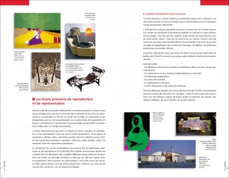 Brochure institutionnelle de l'adagp - Tout pour plaire 03