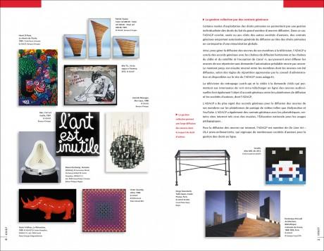 Brochure institutionnelle de l'adagp - Tout pour plaire 04