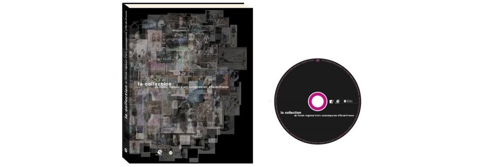 tout pour plaire - frac IDF - fond régional d'art contemporain - la collection - couverture